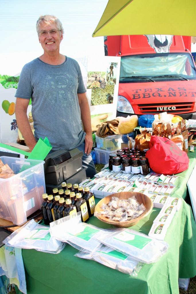 Green Island Food