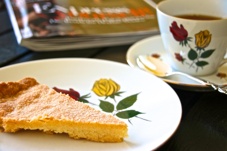 Shortbread, Schottland, Tee