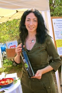 Spyridoula's Olivenöl
