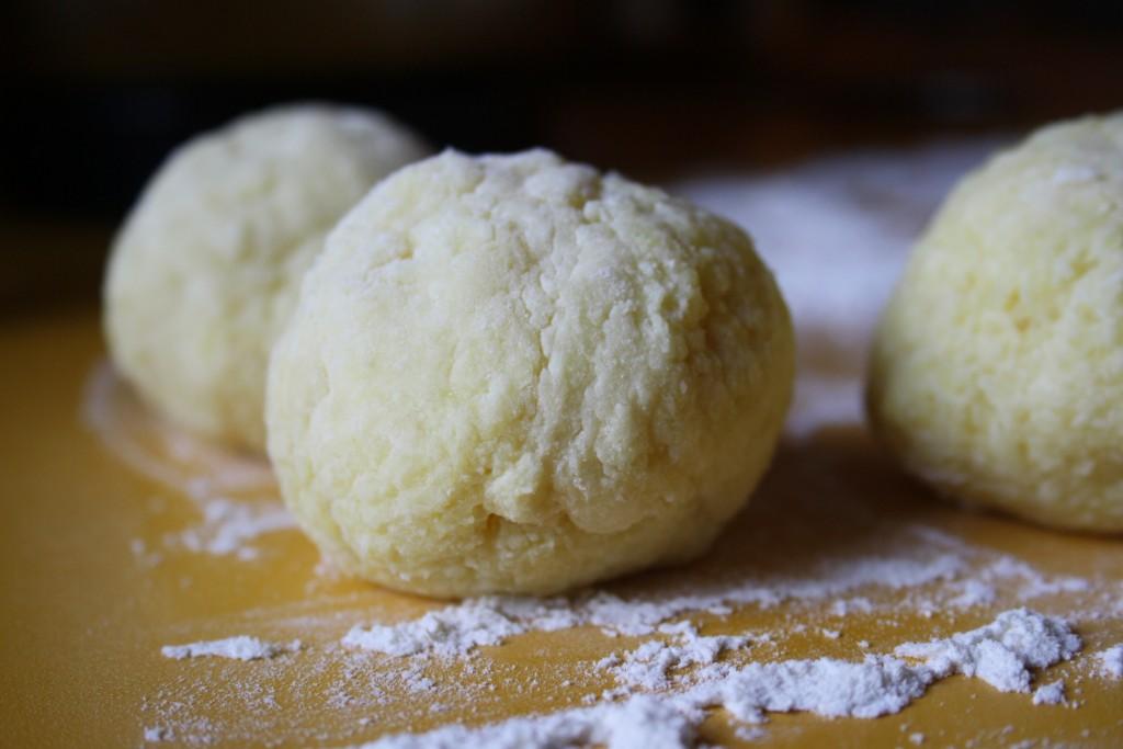 Kartoffelknödel rollen