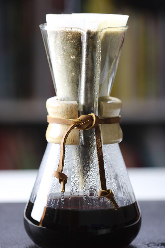 Chemex Coffeemaker - 1 (1)