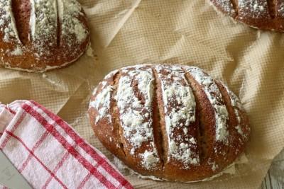 Brot selbst gebacken