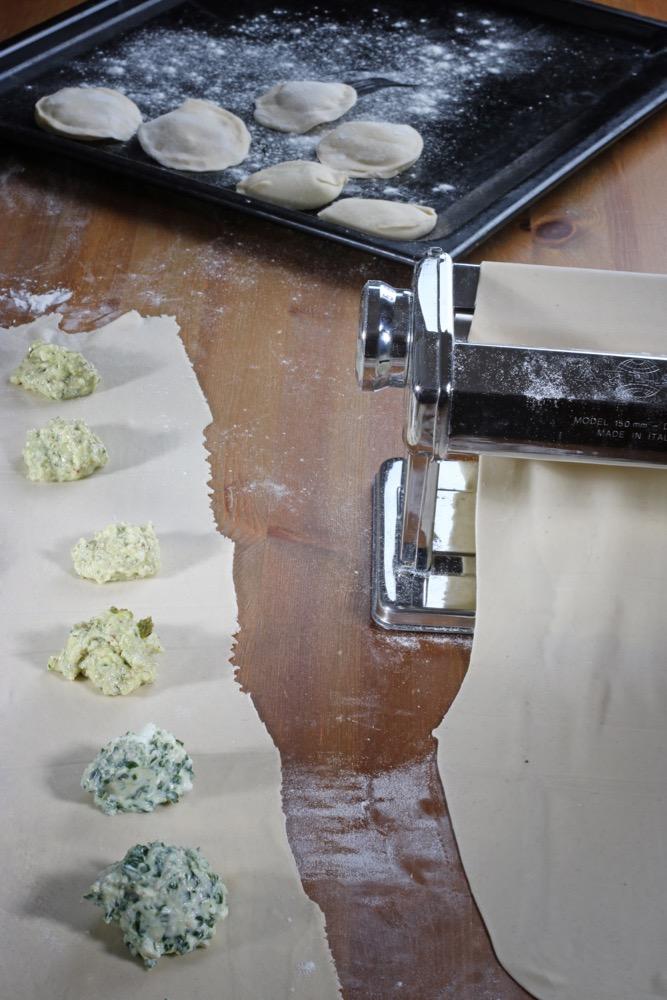 TRIS DI Pasta