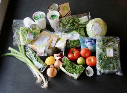 Hello Fresh Ration für drei Veggie-Gerichte für 2 Personen